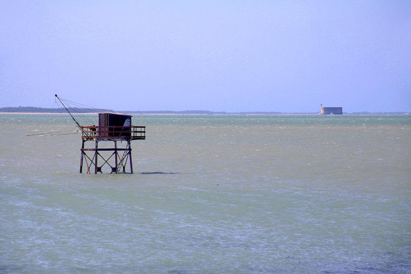 Fouras coast