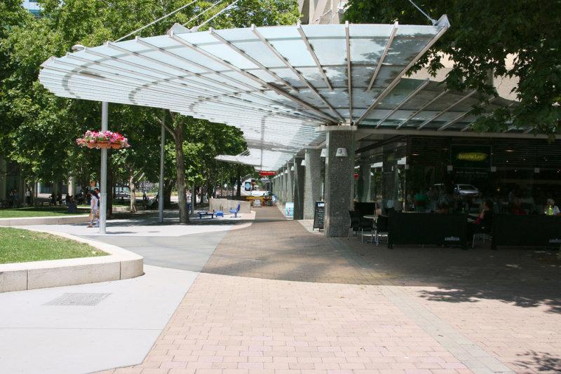 Canberra - City Walk