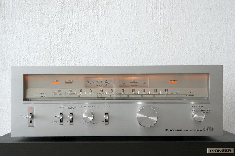 Pioneer TX-8500 II