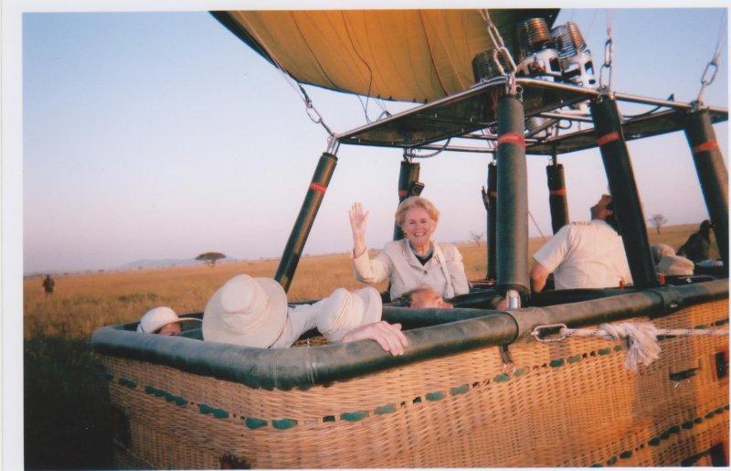 Julie Serengeti  - 2012