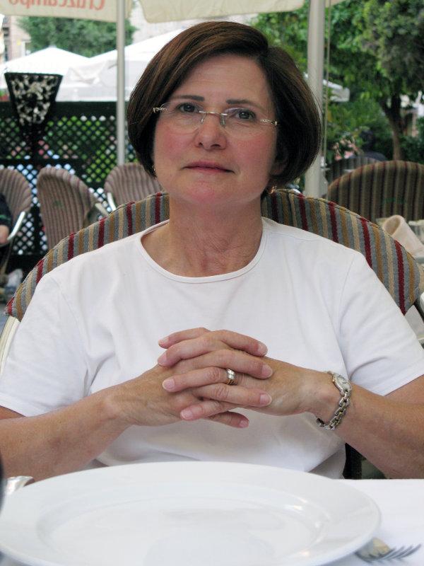 Linda Salky Mendelson - Granada 2009