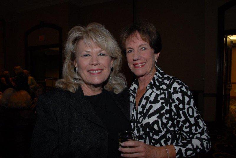 Sarah Love & Linda Craddock