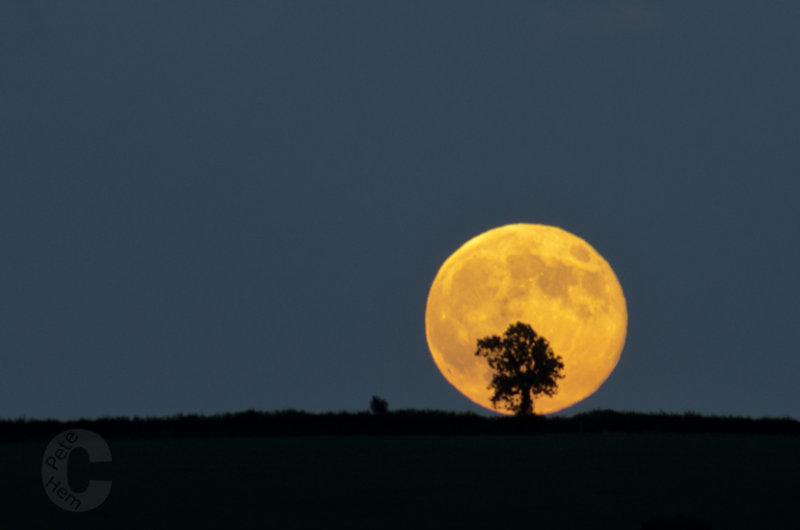 Super moon - 23rd June