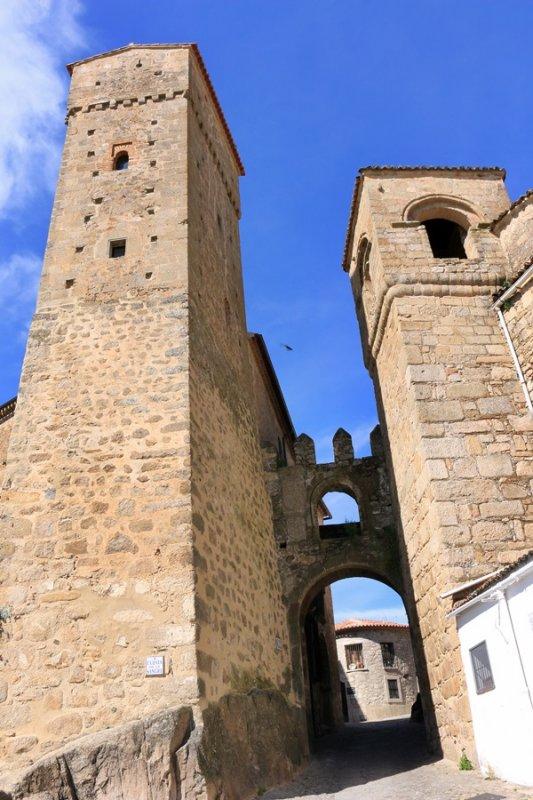 Trujillo. Arco de Santiago