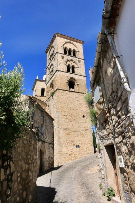 Trujillo. Iglesia de Santa Maria la Mayor