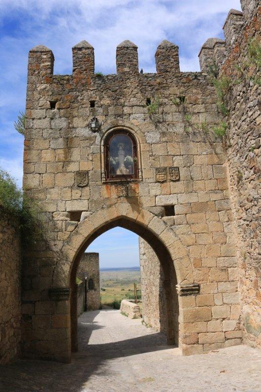 Trujillo. Arco del Triunfo