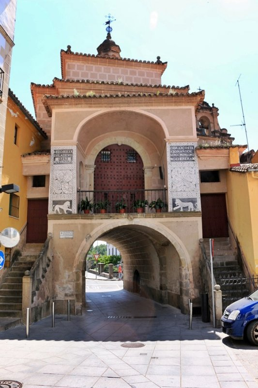 Plasencia. Puerta de Trujillo