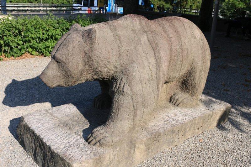 The Bear, symbol of the City of Bern