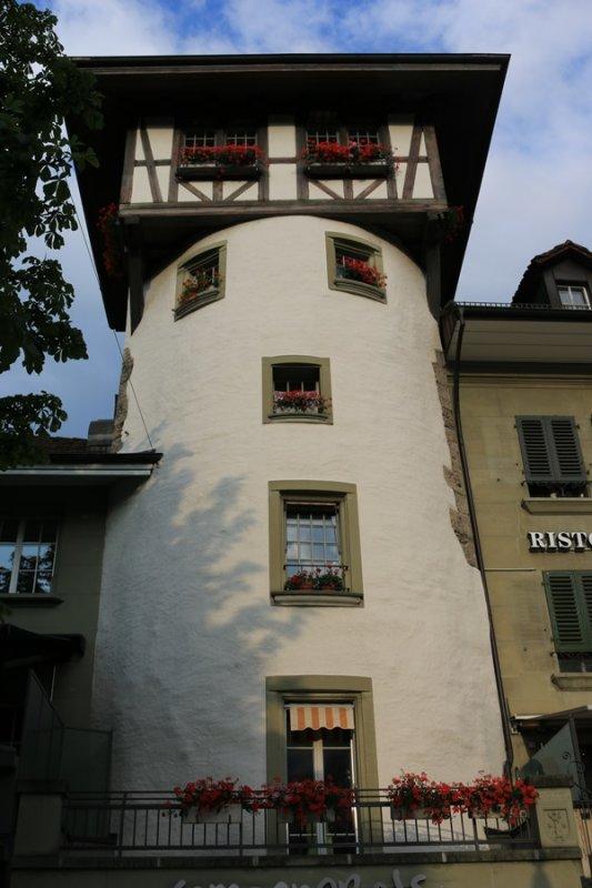 Bern. The Holländerturm