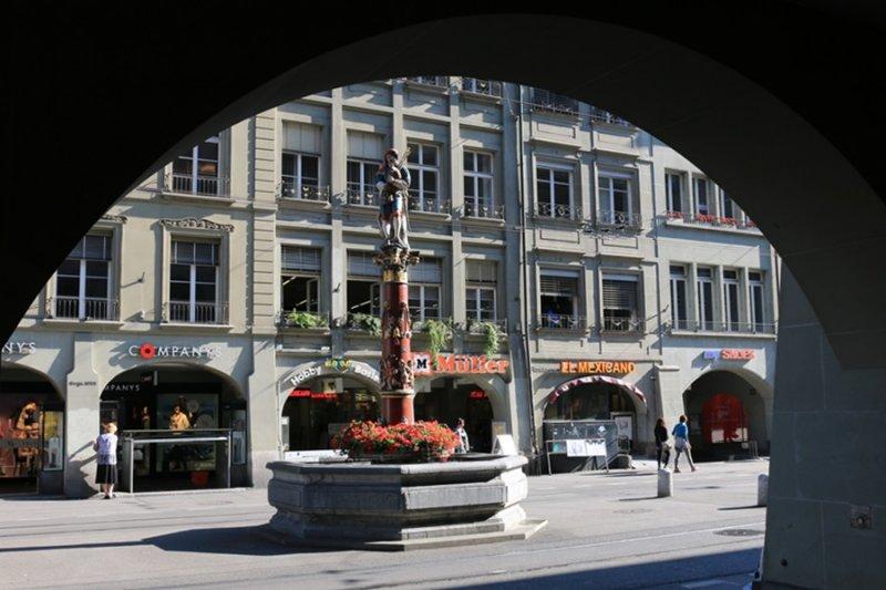 Fountains in Bern, Spitalgasse