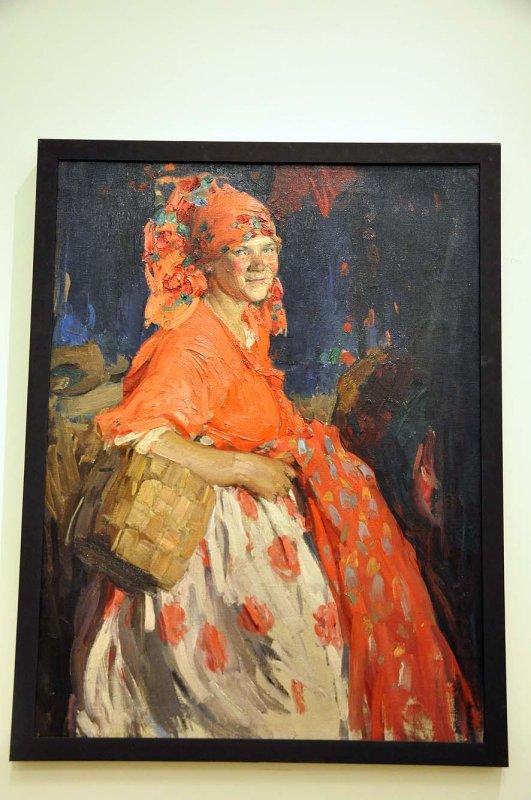 Abram Arkhipov -  Girl (1920s) - 9616