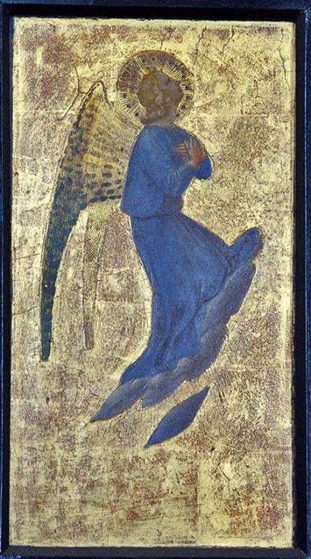 Giovanni da Fiesole detto Beato Angelico - Angeli (1420-1430) - 0701 photo - anhminh photos at pbase.com