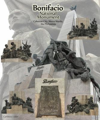 Bonifacio National Monument - Monumento, Kalookan City Photo Gallery