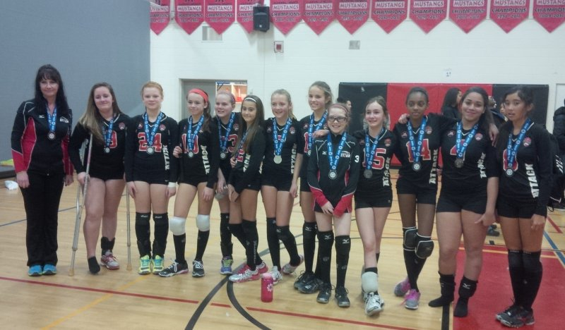 photo of 13U McGregor Cup silver medalists