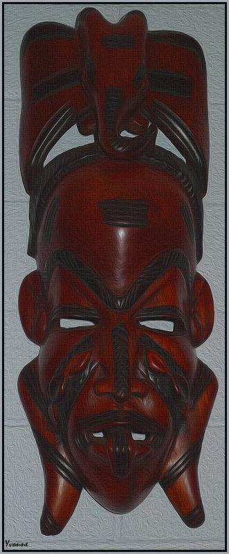 M = Mask (Kan Kan 2)