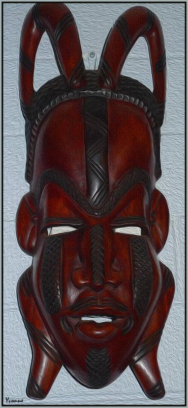 M = Mask (Kan Kan 1)