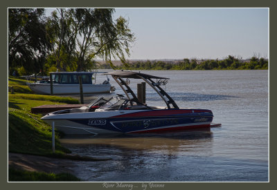 The Murray River, lifeline of our state