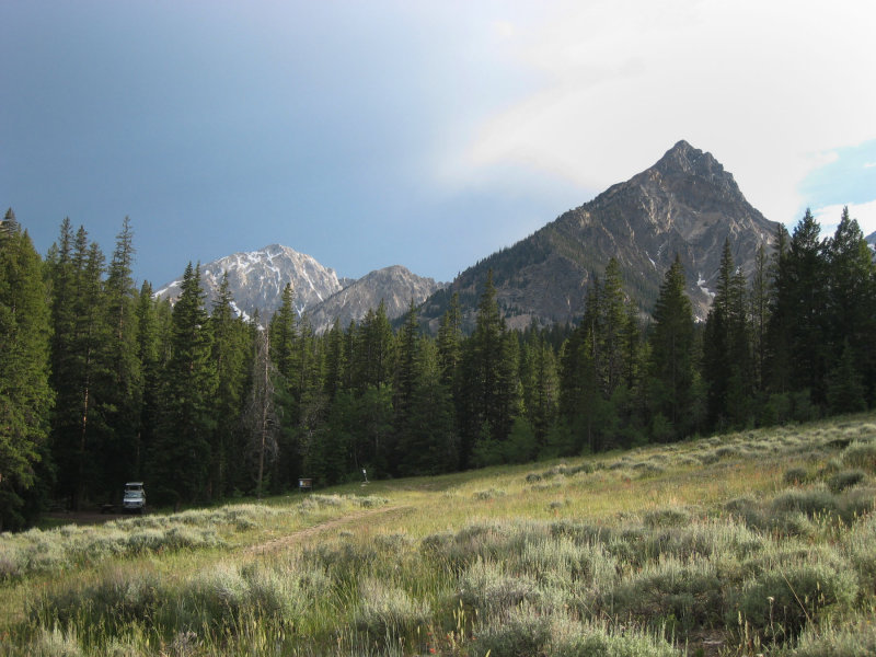 Lost River Range, Salmon-Challis National Forest, ID