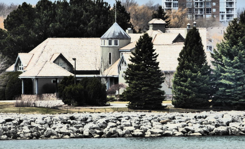 Collingwood Harbour - Kaufmann House (Mariners Haven) - April 14, 2014 06