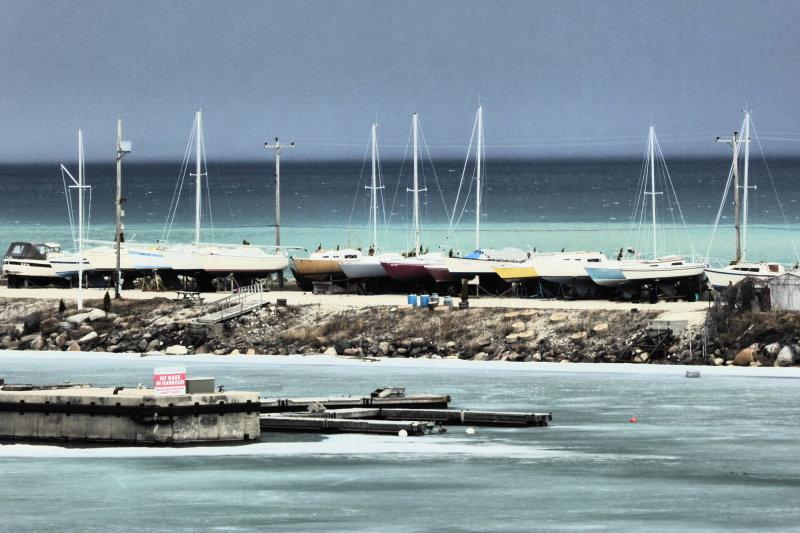 Collingwood Harbour (The Yacht Club) April 14, 2014 08