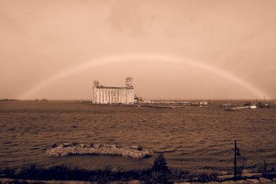 Collingwood Harbour Terminals Rainbow 5