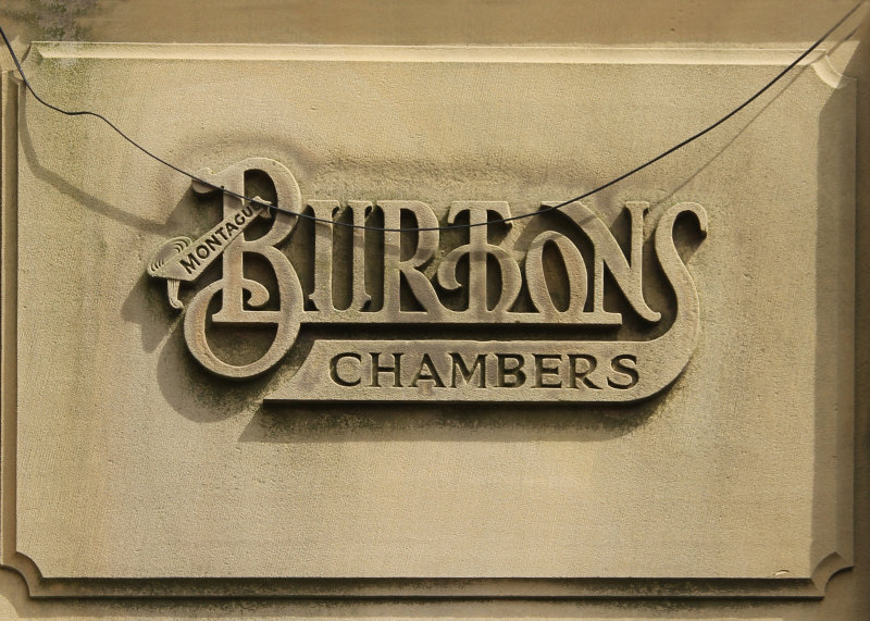 167:365<br>montague burtons chambers