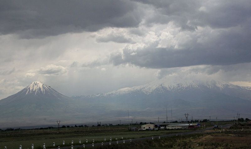 Mt. Ararat