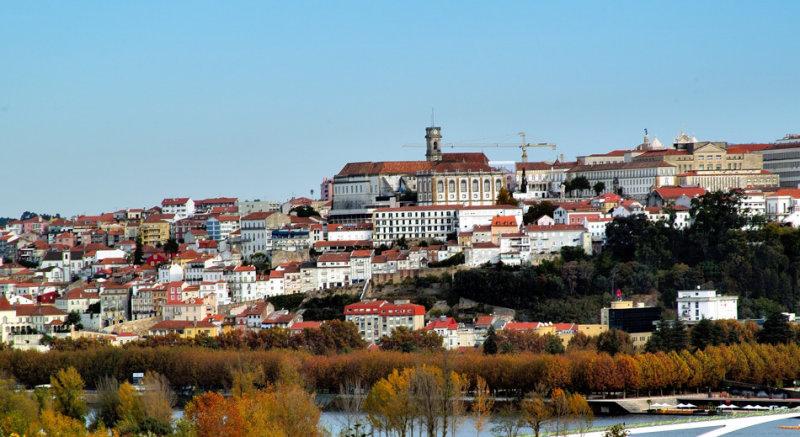 Coimbra Panorama