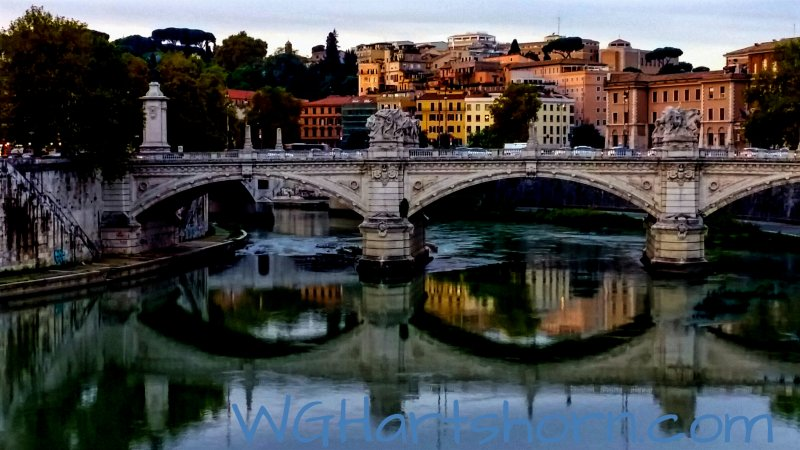 Rome Reflections