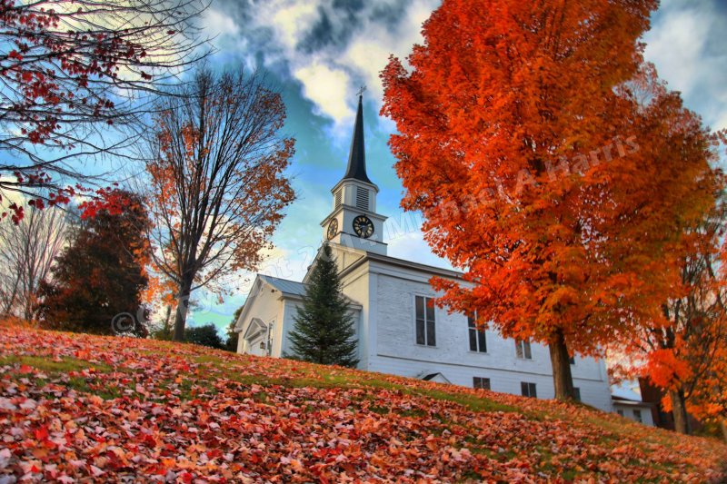 Church, Northfield, Vermont