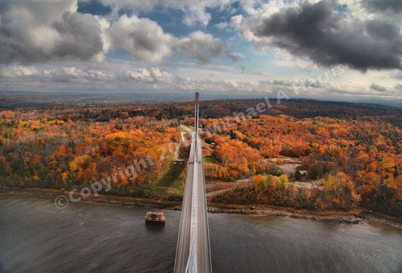 Penobscot Bridge, Maine