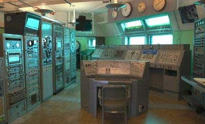 Launch Complex 26 Firing Room