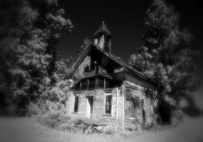 Old church - Waycross, Georgia