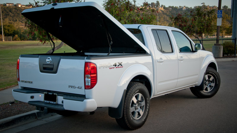 Kickintires 2011 Avalanche Pro 4x Frontier