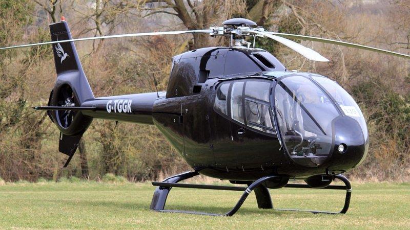 G-TGGR Eurocopter EC 120B Colibri [1224]