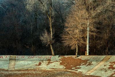 Lake Komsomolskoye - Bishkek