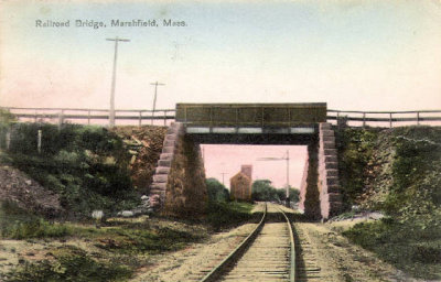 Former Bridge at Webster and Ohio Streets