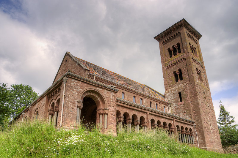 St. Catherines Church, Hoarwithy