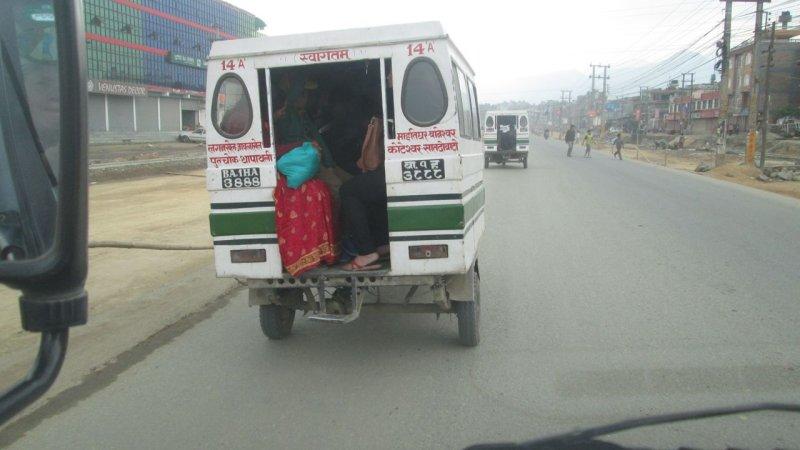 NEPAL TRANSPORT - Katmandou 22 mars:31mars2014 - 1.jpg