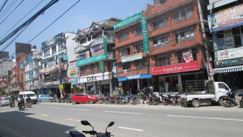NEPAL Villes - Monuments - Katmandou 22 mars:31mars2014 - 044.jpg