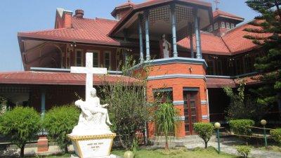 NEPAL Villes - Monuments - Katmandou 22 mars:31mars2014 - 043.jpg
