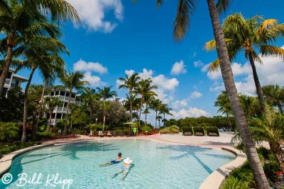 Zero Entry Pool, Hyatt Beach House Key West  1