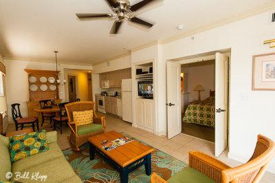 Living Room, Hyatt Beach House