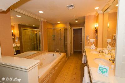 Master Bathroom, Hyatt Beach House 1