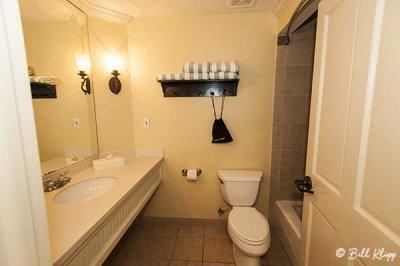 Guest Bathroom, Hyatt Beach House