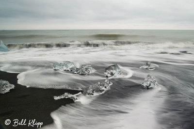 Jokulsarlon Iceberg Beach  7