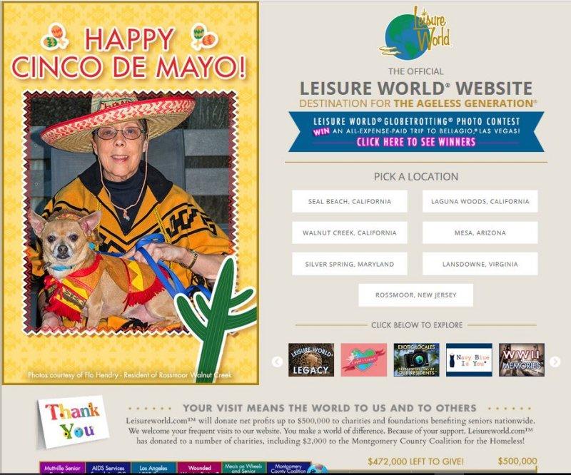 LW Home Page Cinco de Mayo