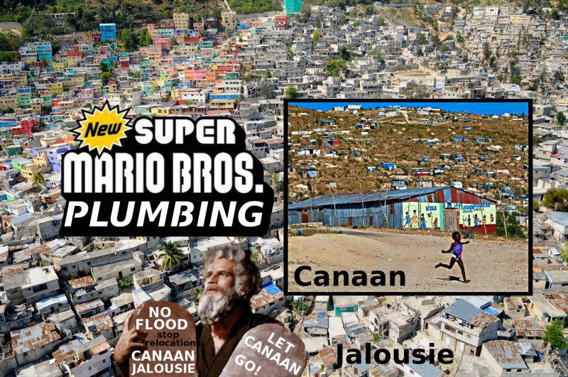 CIA Evictions Flood Canaan, Jalousie, Toward Class High Ground: LL COIN Vote
