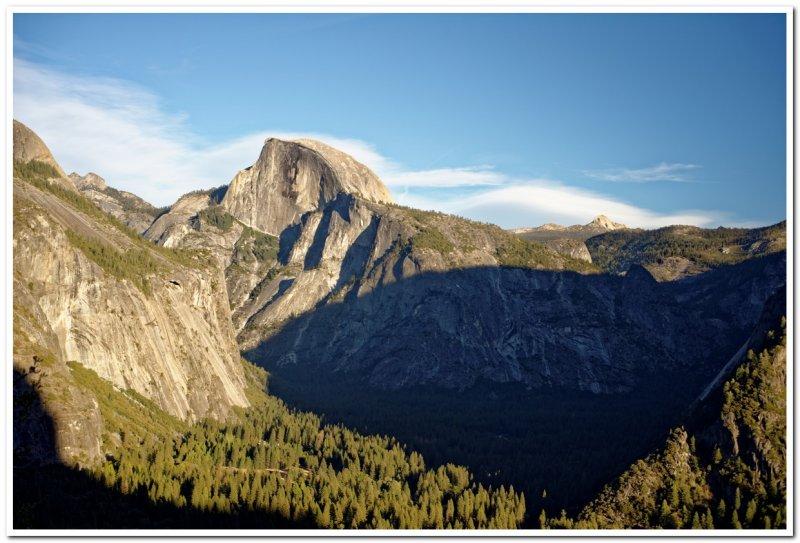 Valley from Upper Yosemite Falls Trail