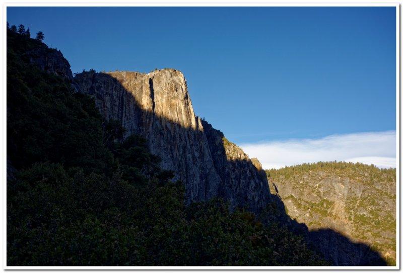 From Upper Yosemite Falls Trail
